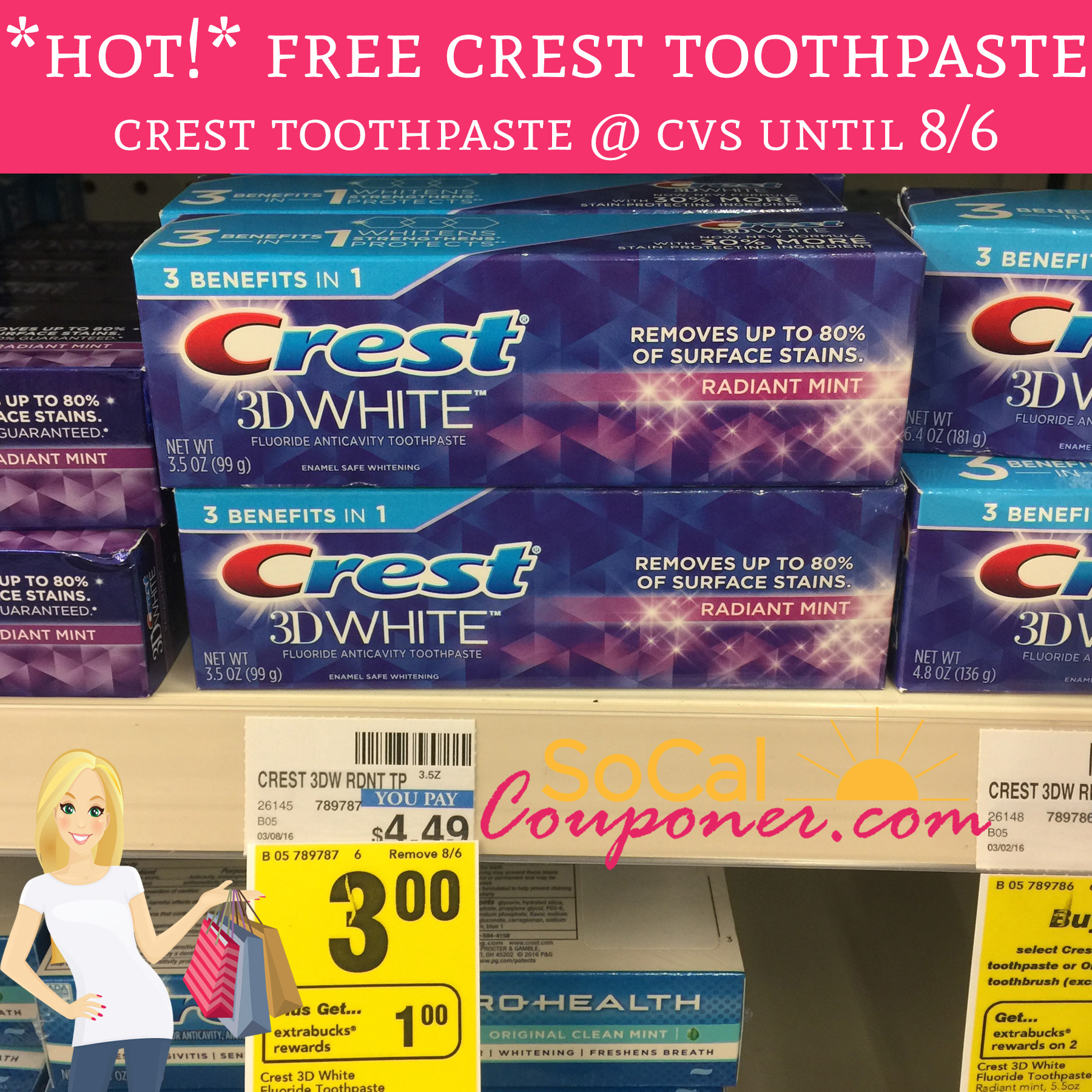photograph relating to Crest White Strips Coupon Printable titled Cvs discount coupons crest white strips - Fuel warmers offers lead