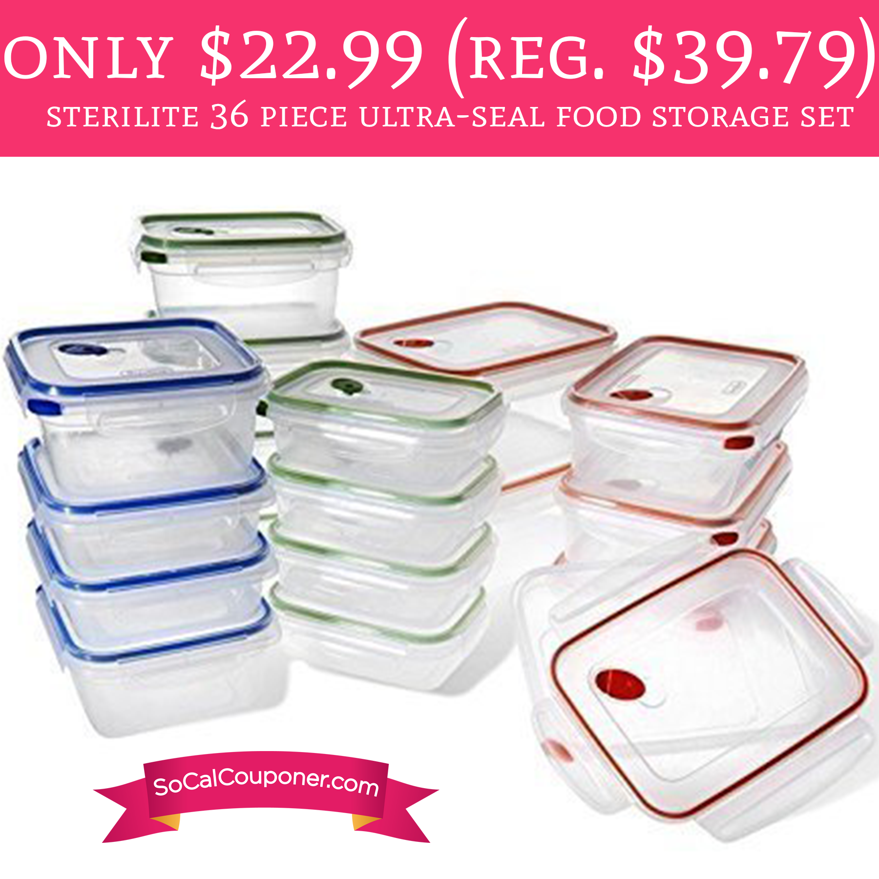 Hurry on over to Target and grab a few 18 gallon Sterilite Storage Totes. This week they are on sale for only $4 and include super cool Halloween colors for ...  sc 1 st  Deal Hunting Babe & HOT!! Only $4 Sterilite Storage Tote @ Target until 10/22 - Deal ...