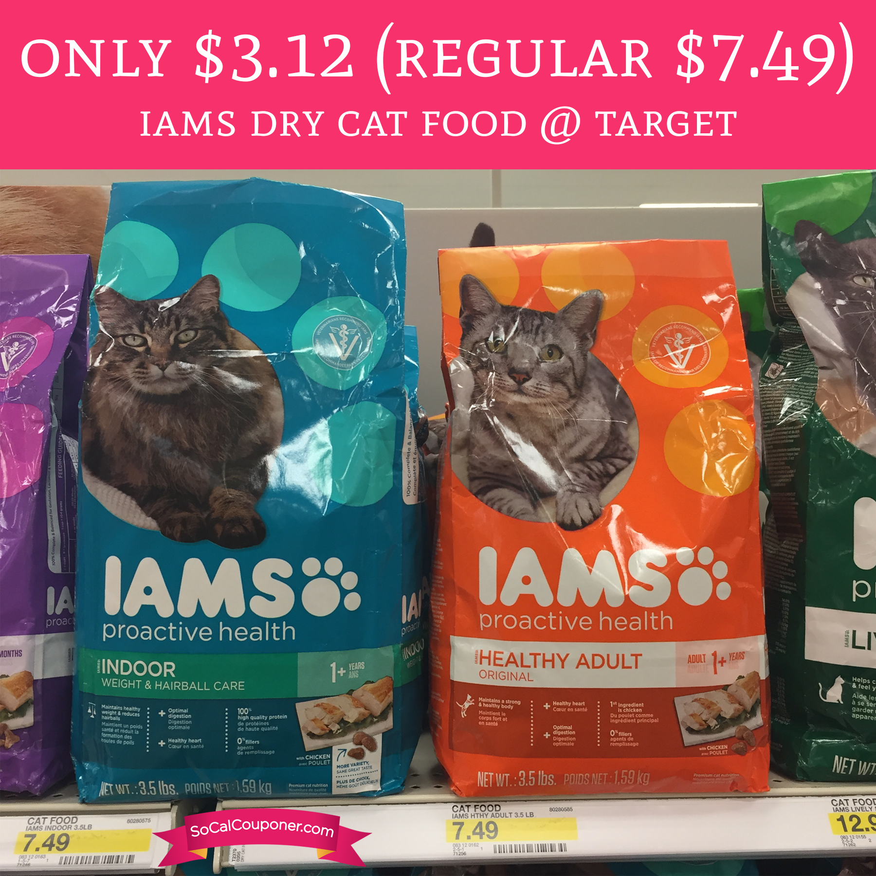 Iams Dog Food On Sale This Week