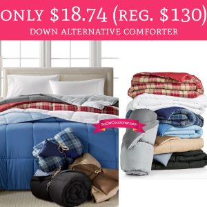 Wow Only Regular 130 Home Design Down Alternative Comforter Deal Hunting Babe