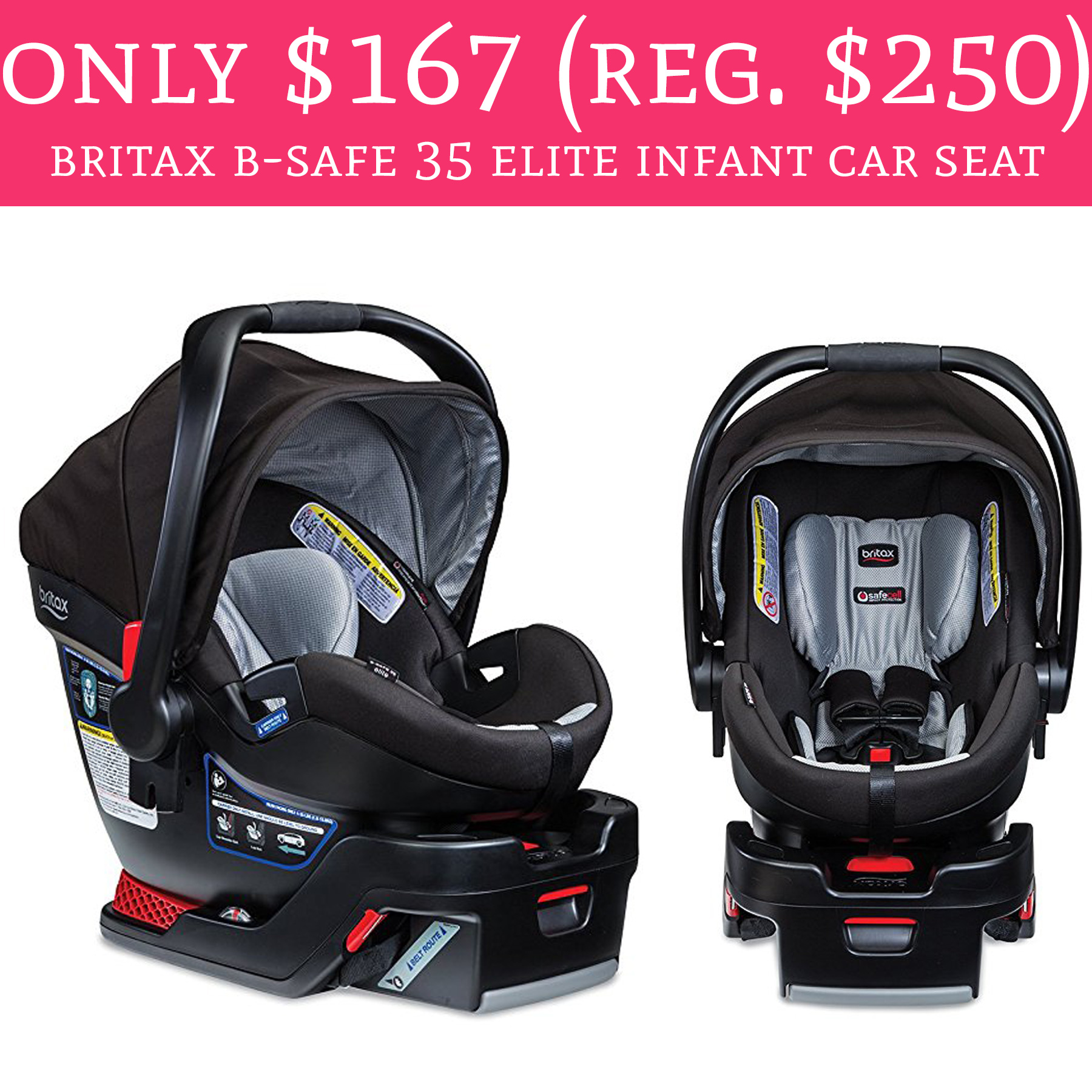 Infant Car Seat Deal Amazon