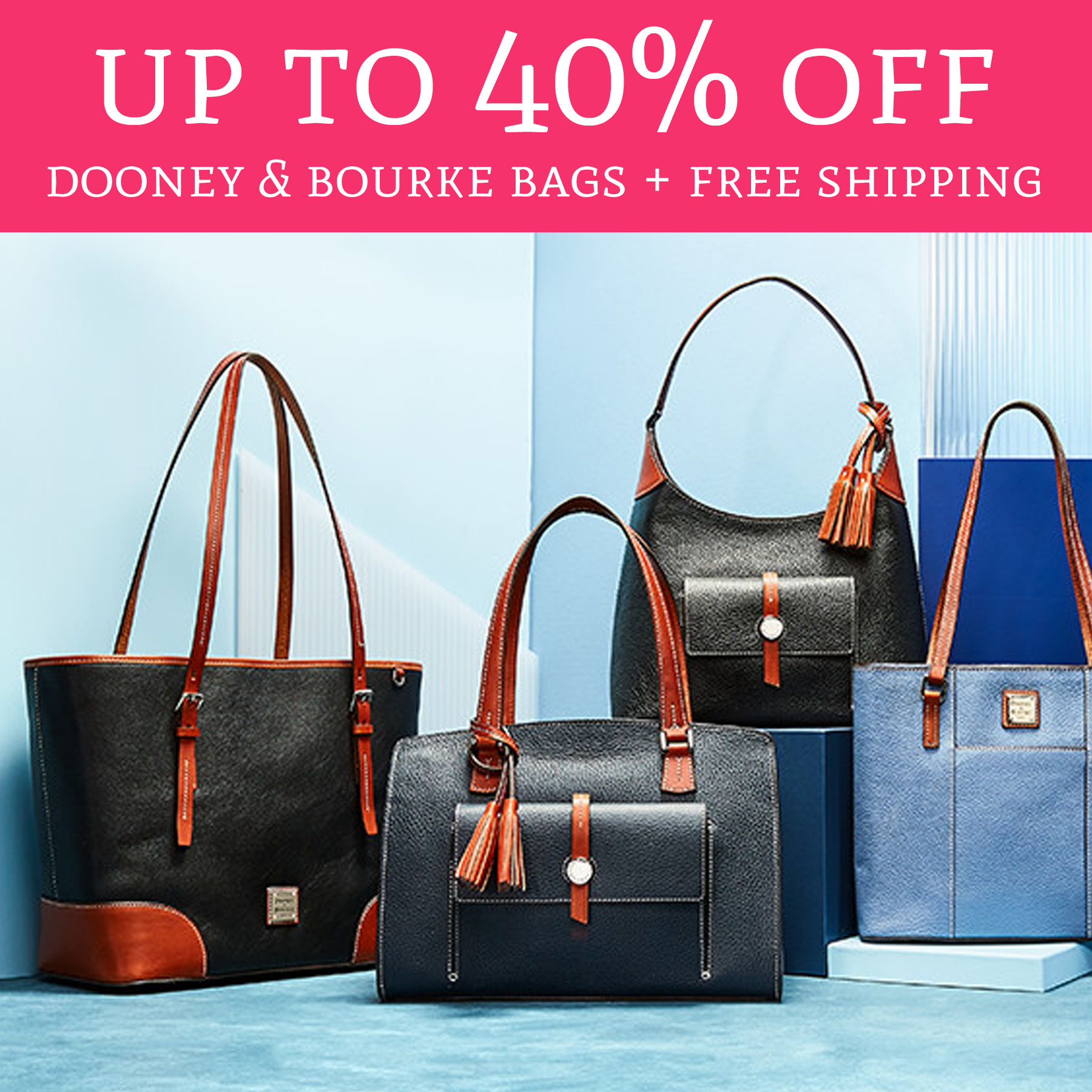Up To 40 Off Dooney Bourke Bags Free Shipping Deal Hunting