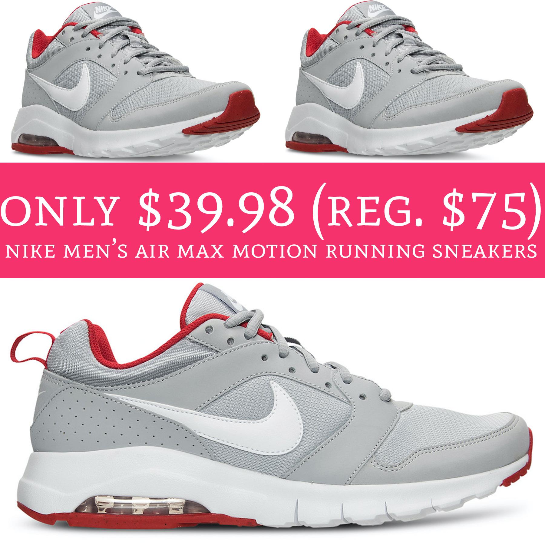 664b8257a1157c Only  39.98 (Regular  75) Nike Men s Air Max Motion Running Sneakers ...