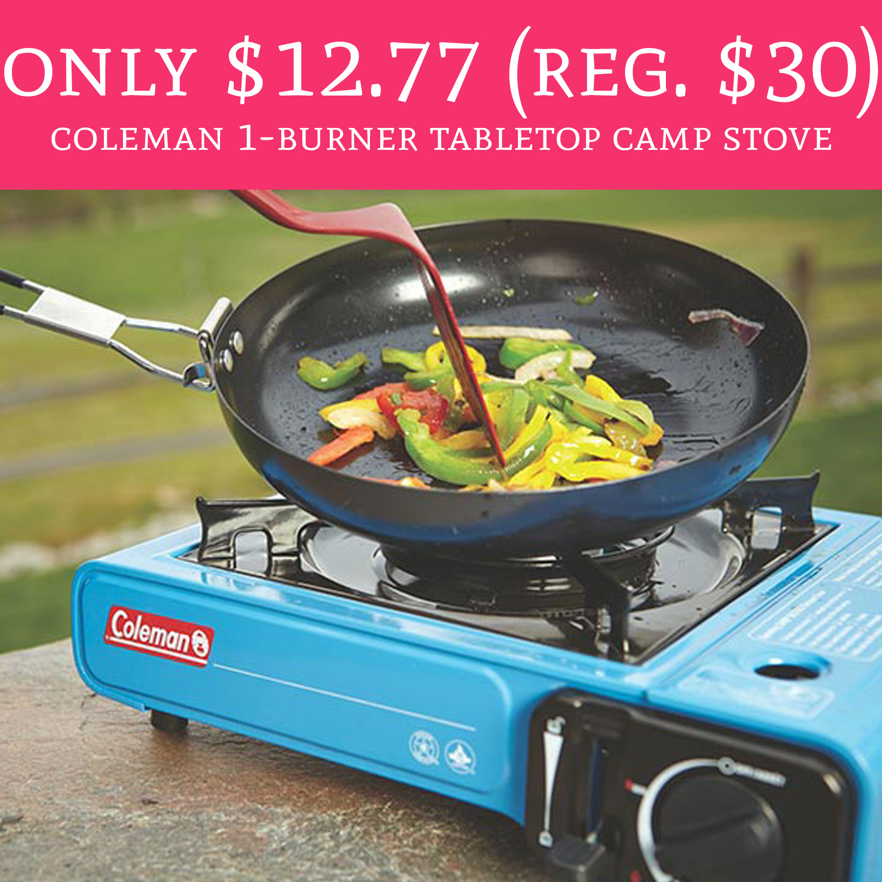 Are You Planning A Camping Trip?!