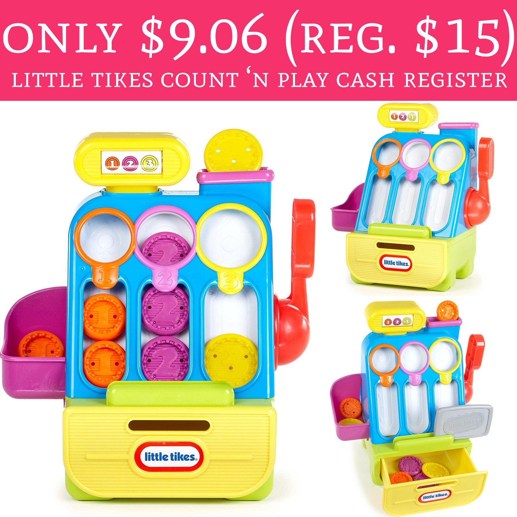 Little tikes cash register - Wow This Is A Great Price