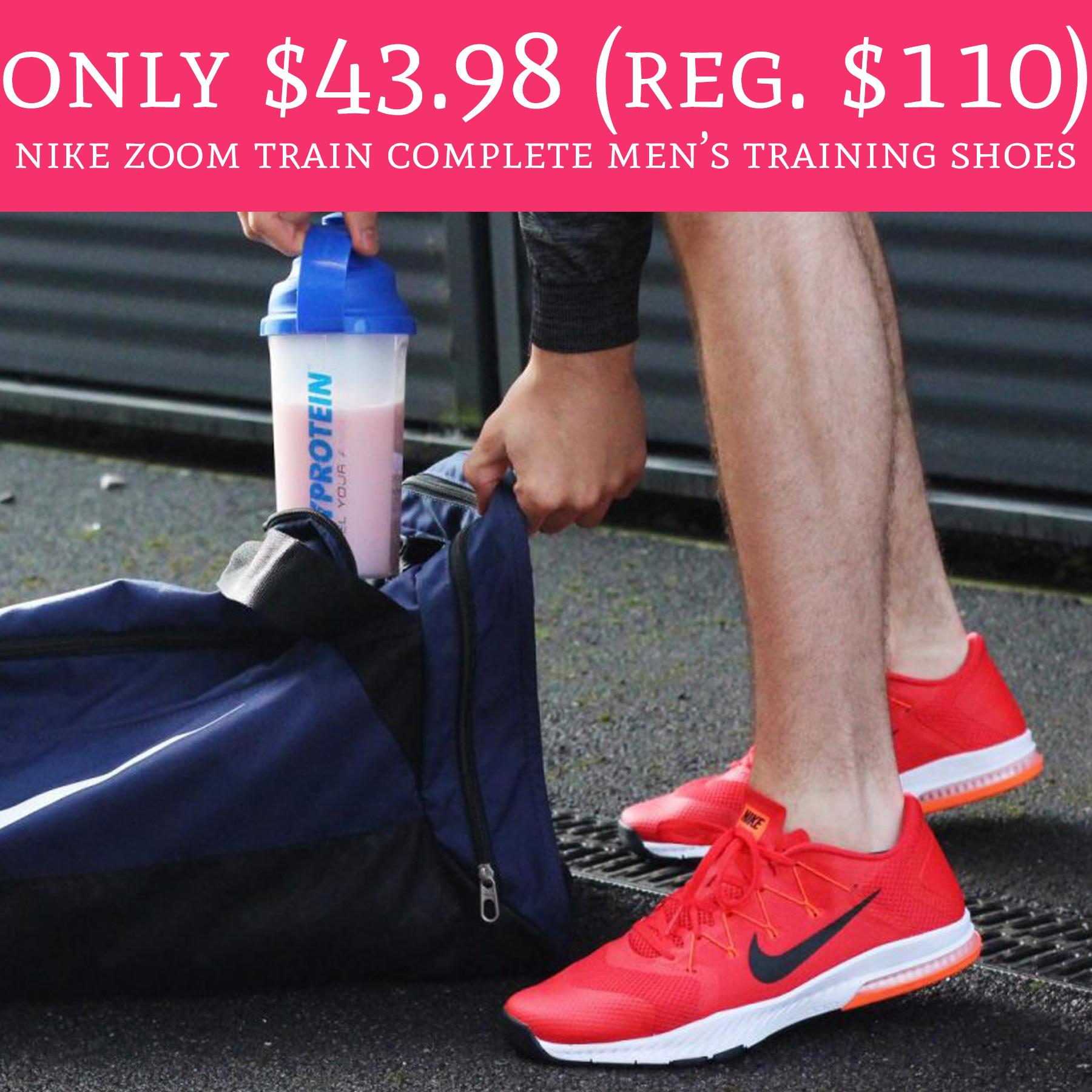 Nike Zoom Train Complete Men's Training