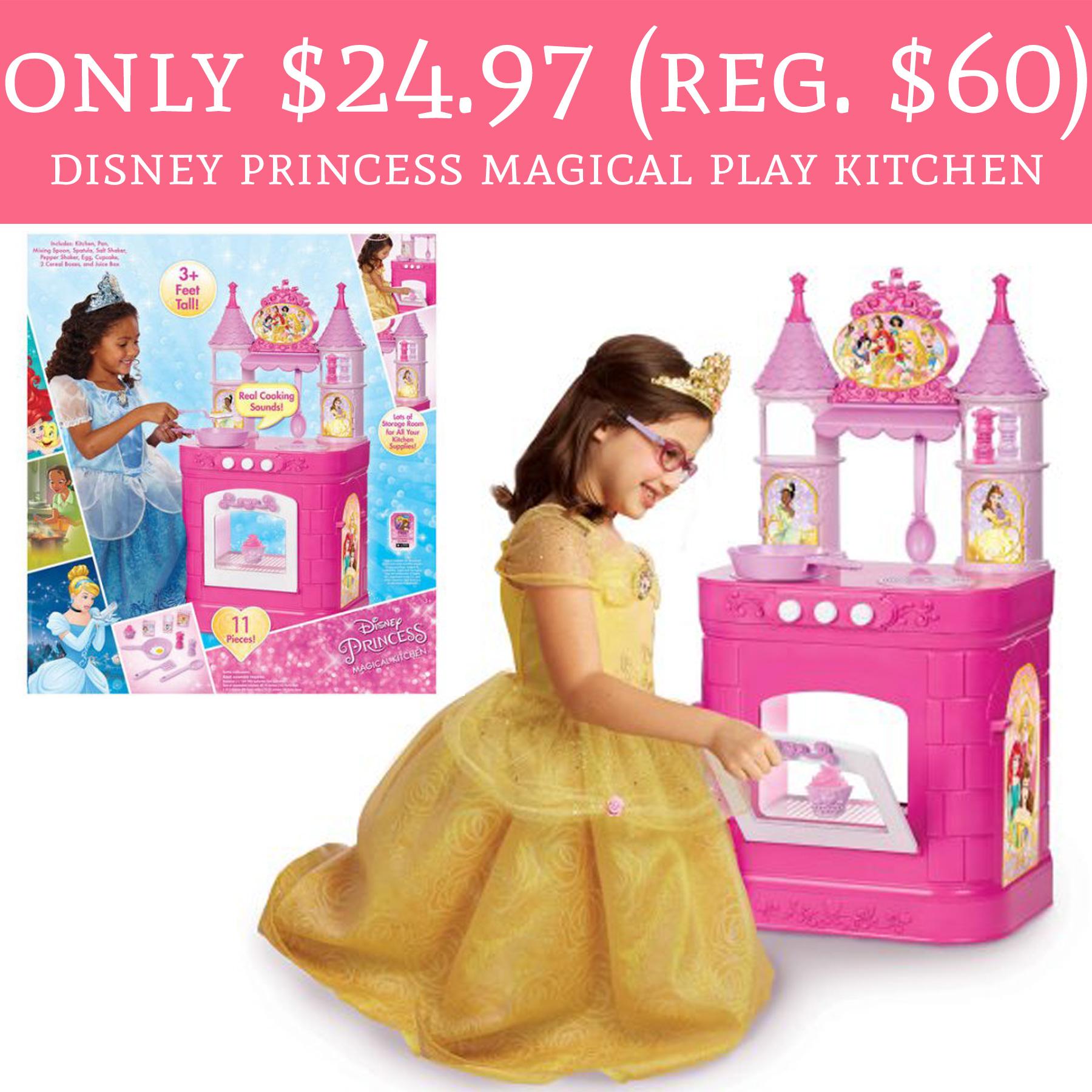 Only 24 97 Regular 60 Disney Princess Magical Play