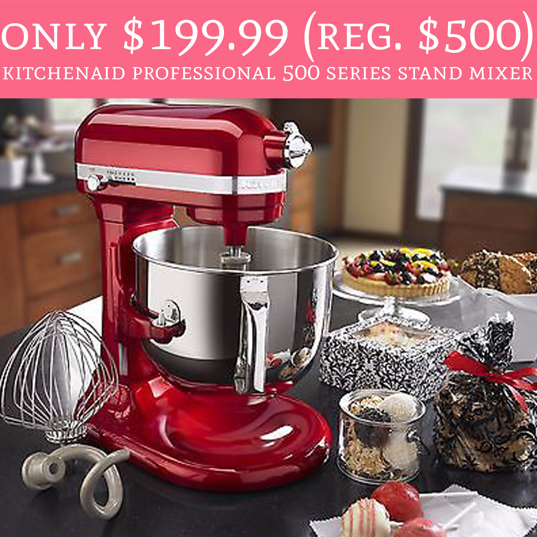 Only 199 99 Regular 500 Kitchenaid Professional 500 Series Stand