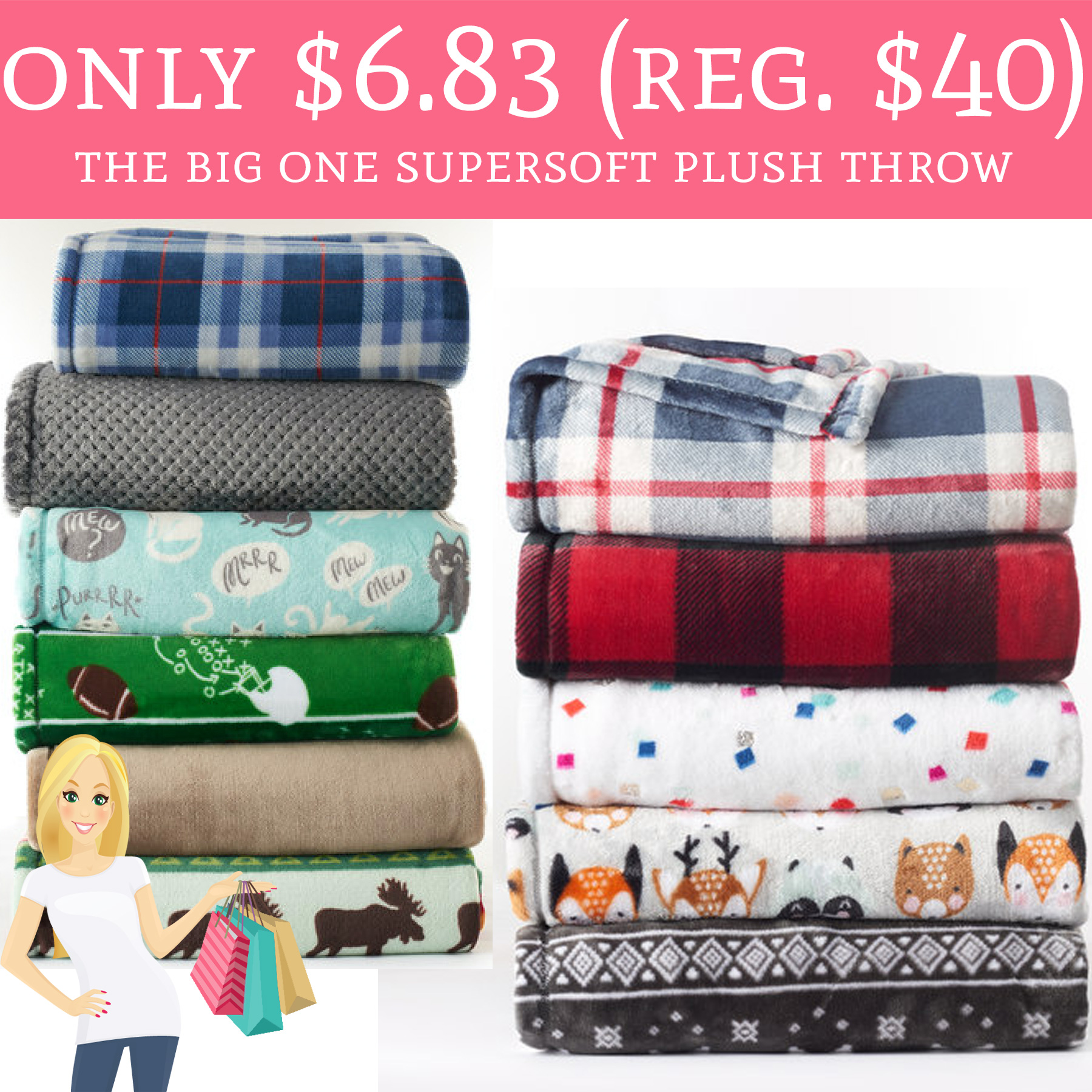 Lowest Price Only 6 83 Regular 40 The Big One Supersoft