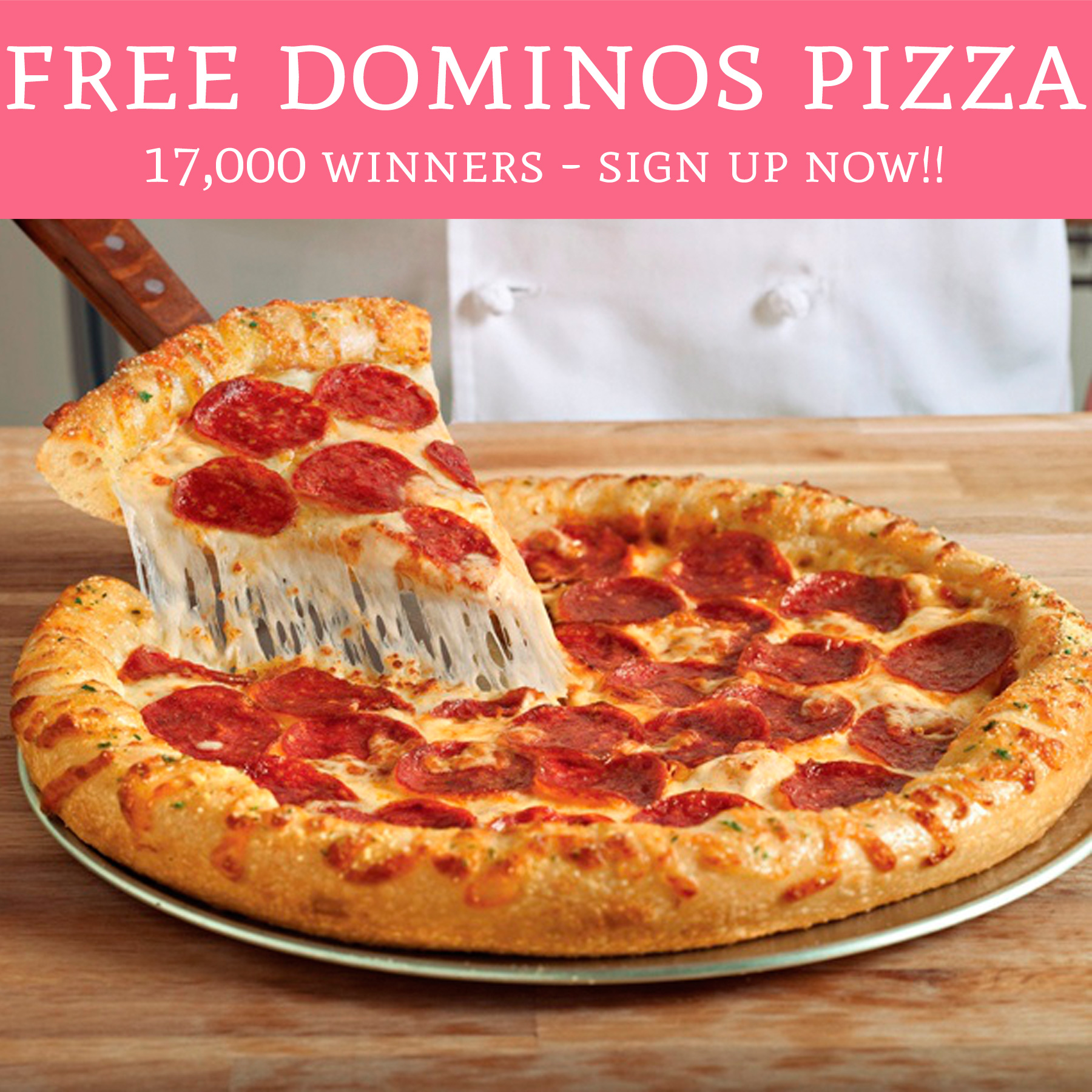 Free online coupons for dominos pizza