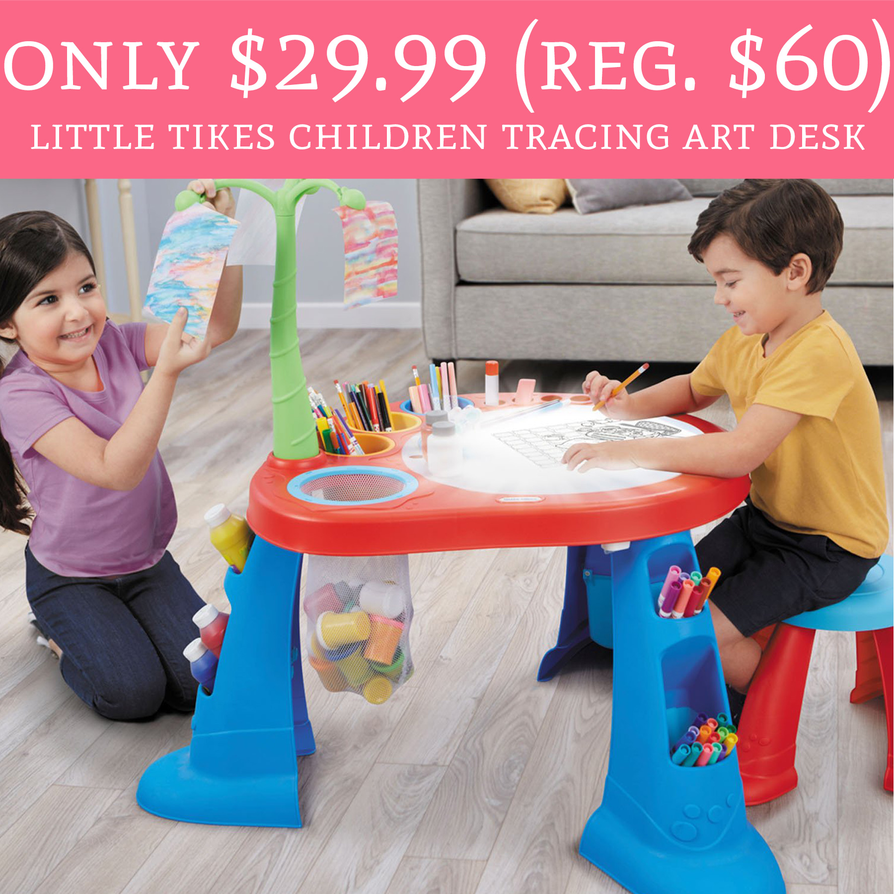 Only 29 99 Regular 60 Little Tikes Children Tracing