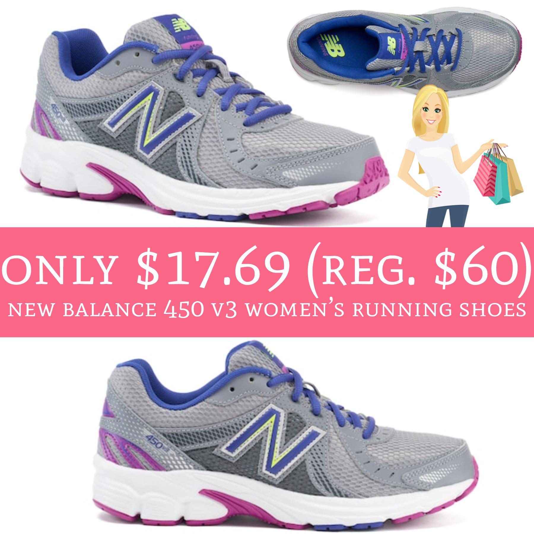 säästää jopa 80% parhaat kengät ottaa kiinni RUN! Only $17.69 (Regular $60) New Balance 450 V3 Women's ...