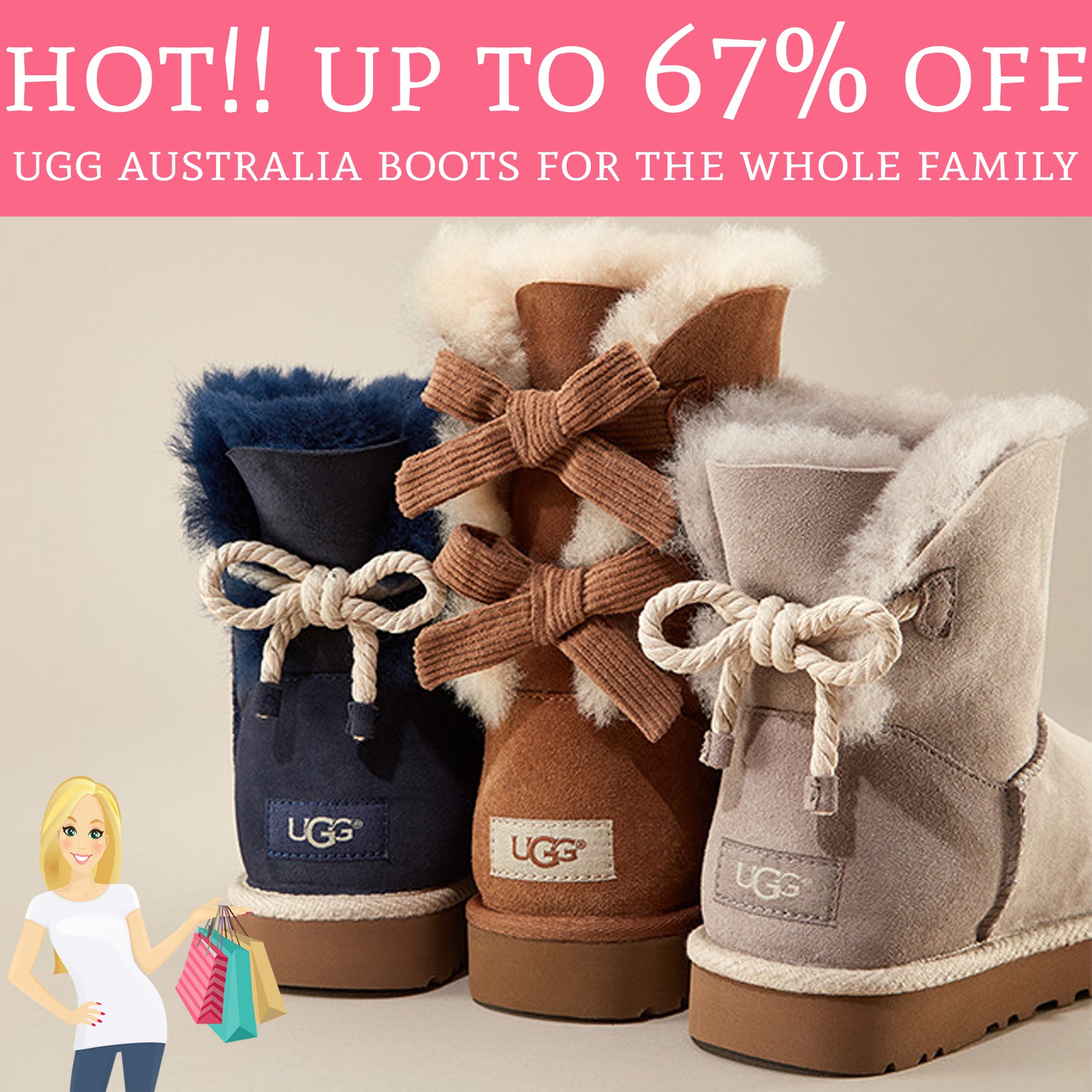 The Ugg Australia Event is back!!