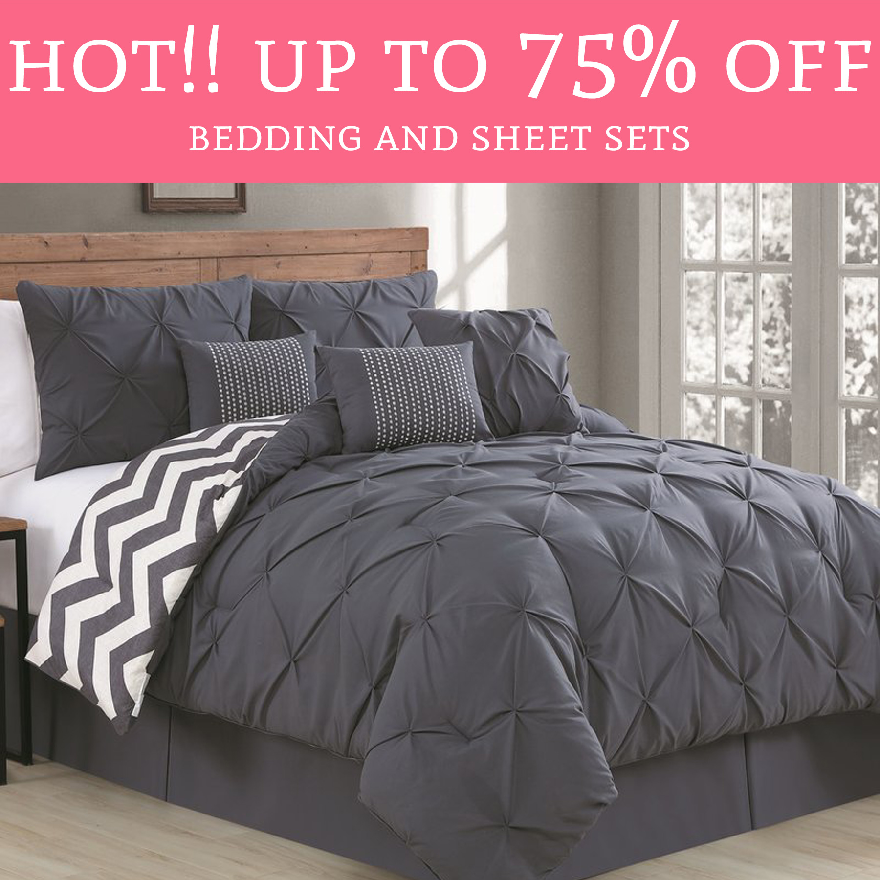 Hot Up To 75 Off Bedding Sheet Sets End Of Year Blowout Sale