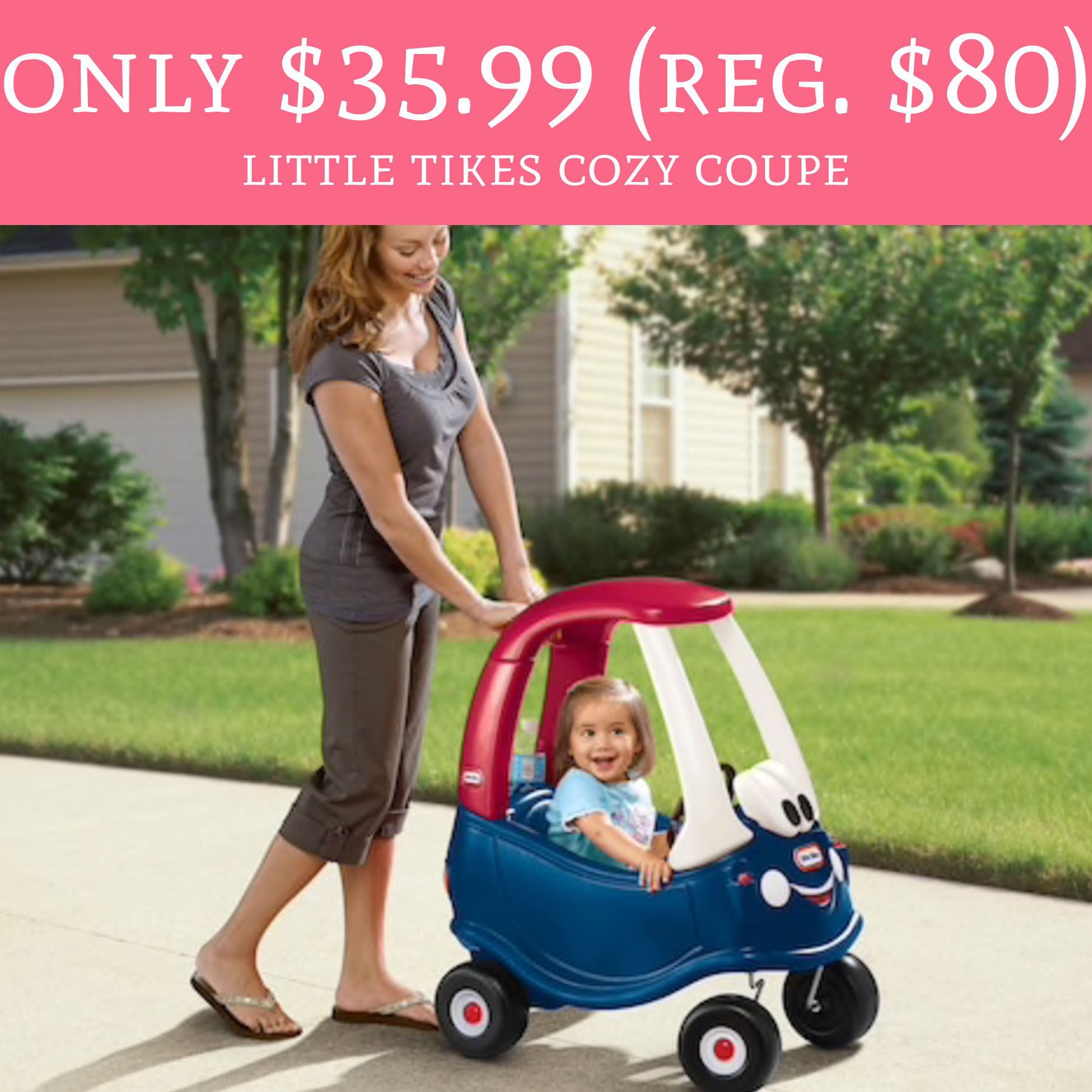 Hot only regular 80 little tikes cozy coupe - Little tikes cosy coupe car best price ...
