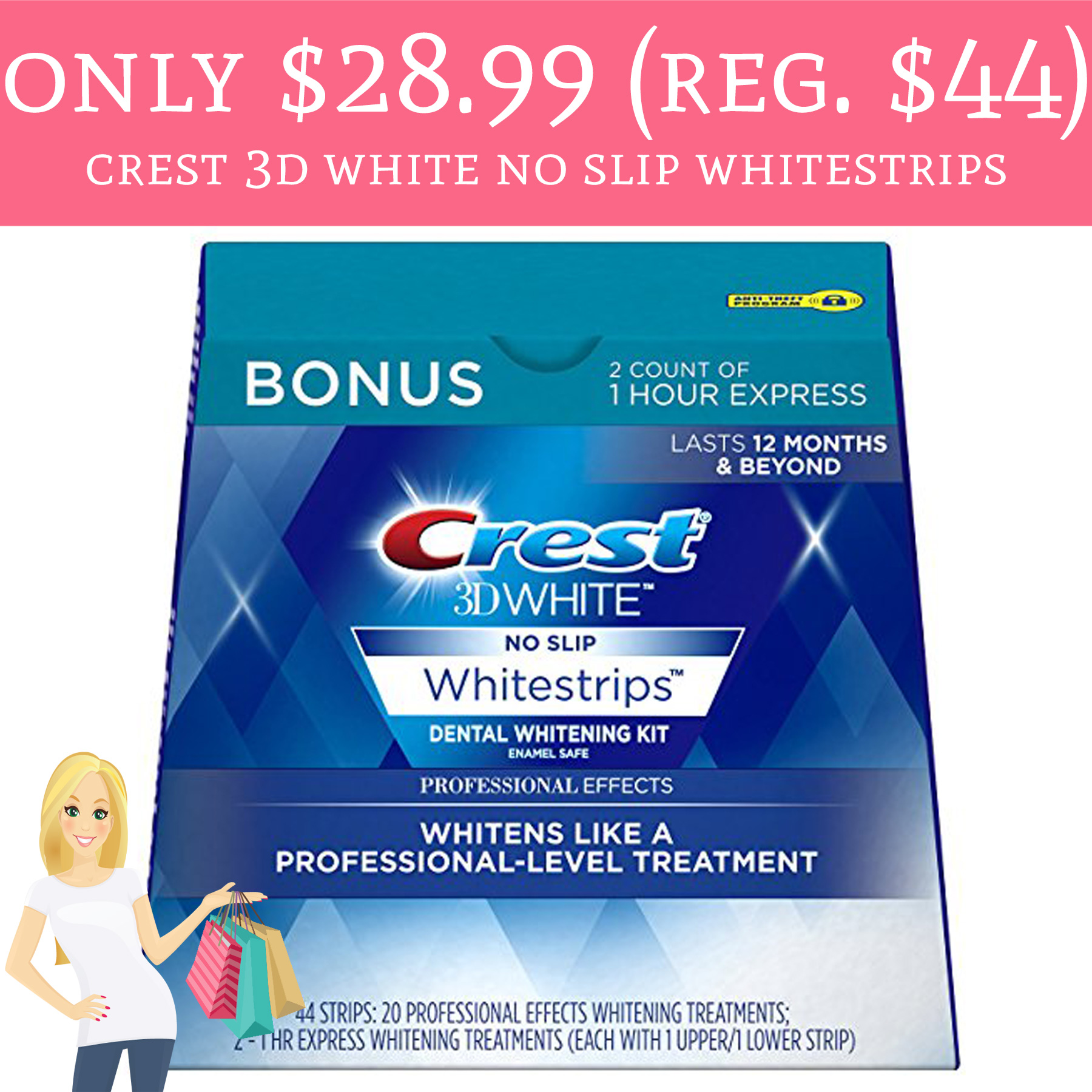 Crest 3d whitestrips coupons 2018