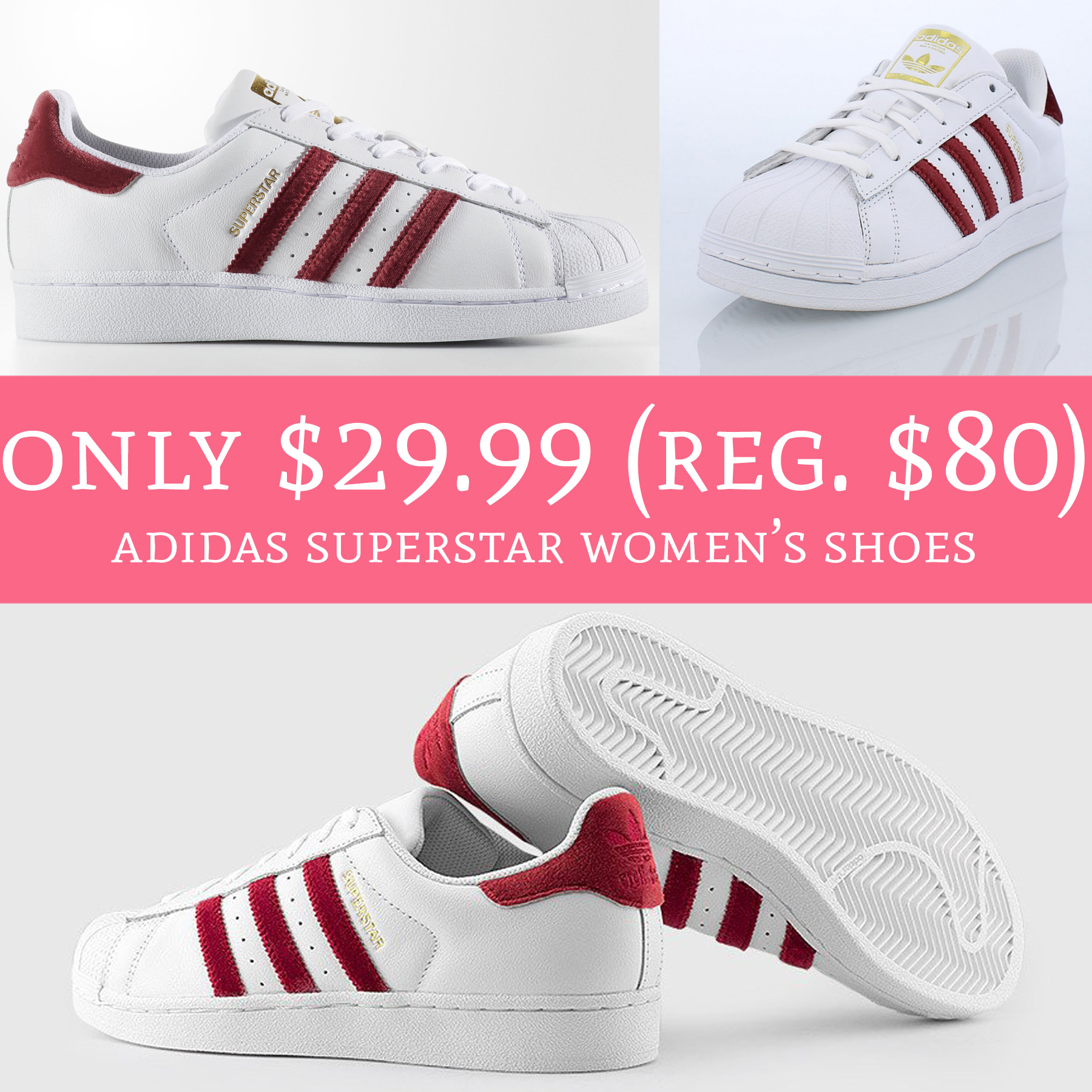 adidas superstar free shipping