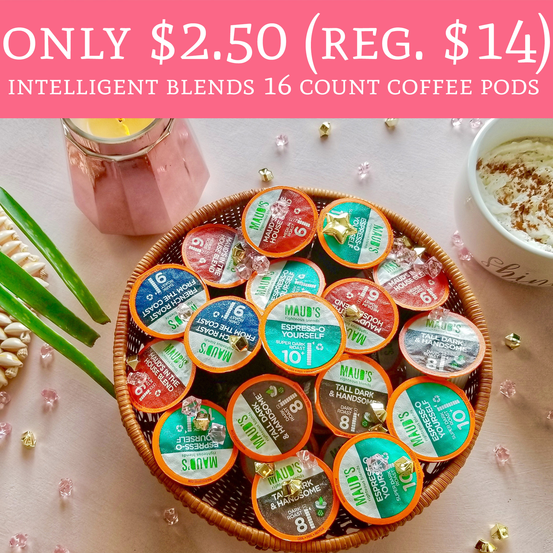 Intelligent blends coupon code