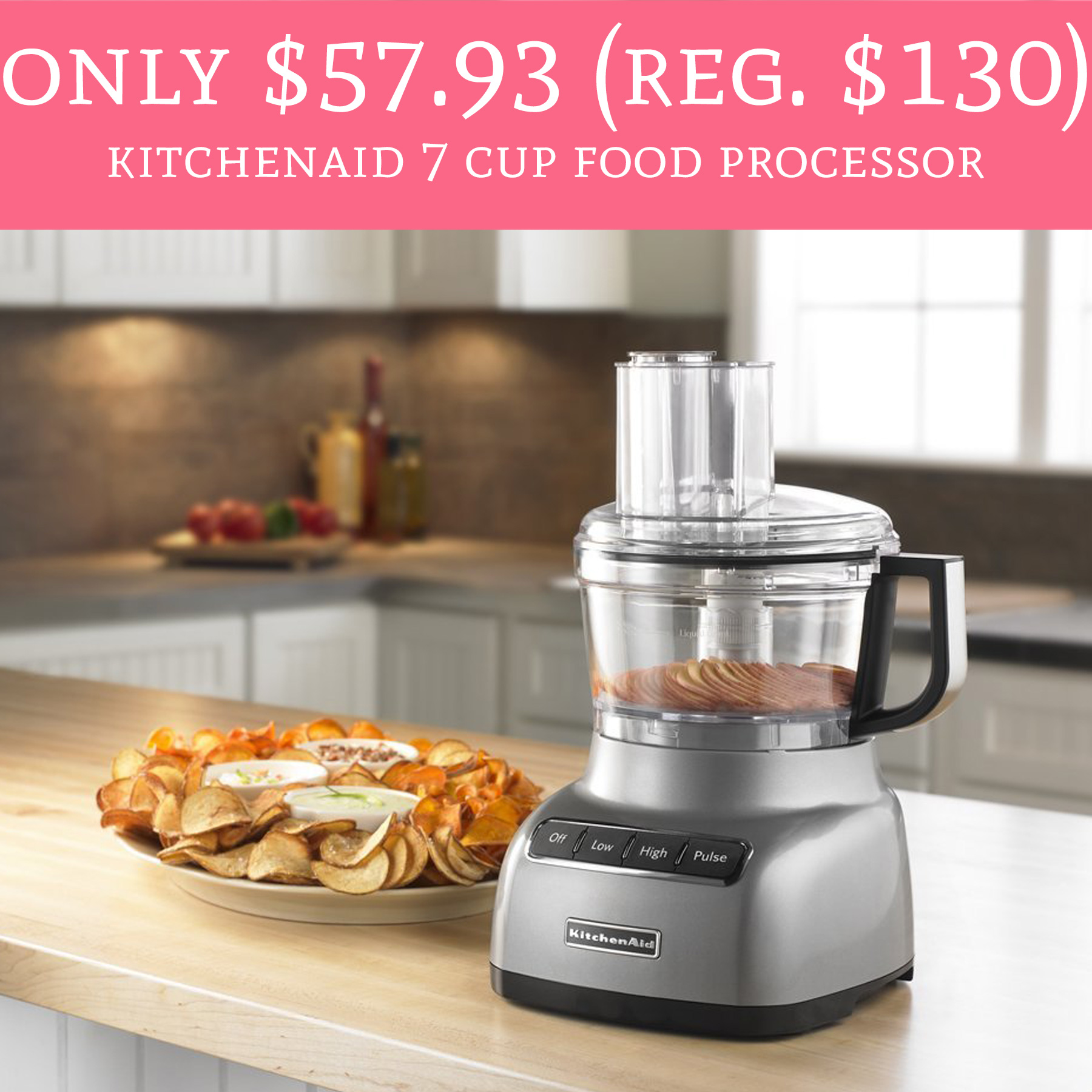 Kitchenaid  Cup Food Processor Won