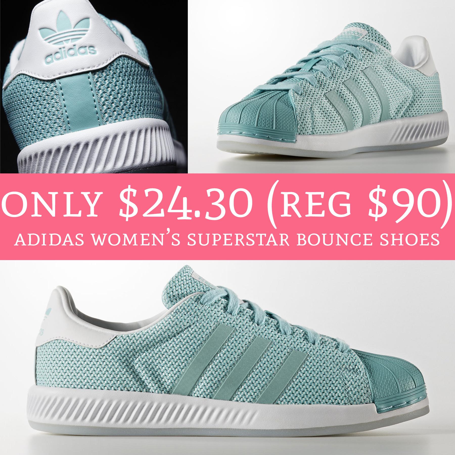 RUN! Only $24.30 (Regular $90) Adidas Women's Superstar ...