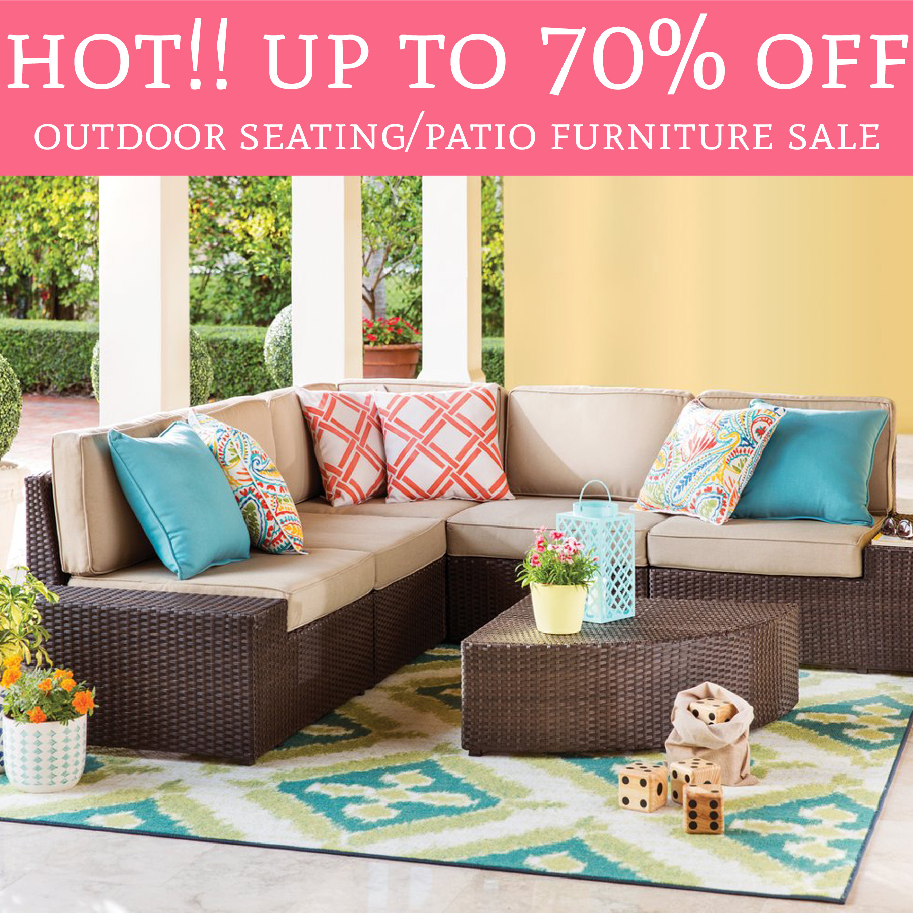 Are You Looking For New Patio Furniture?!