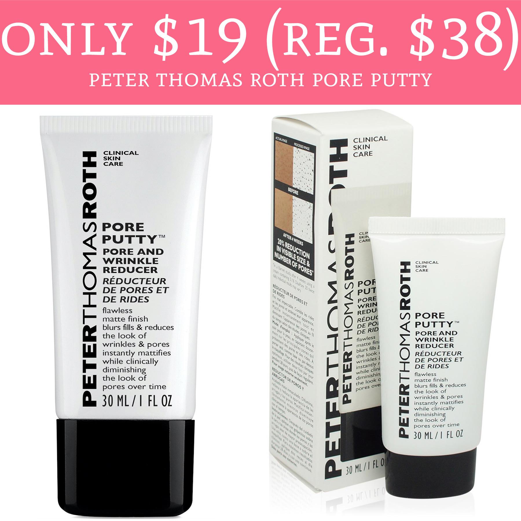 peter thomas roth pore putty