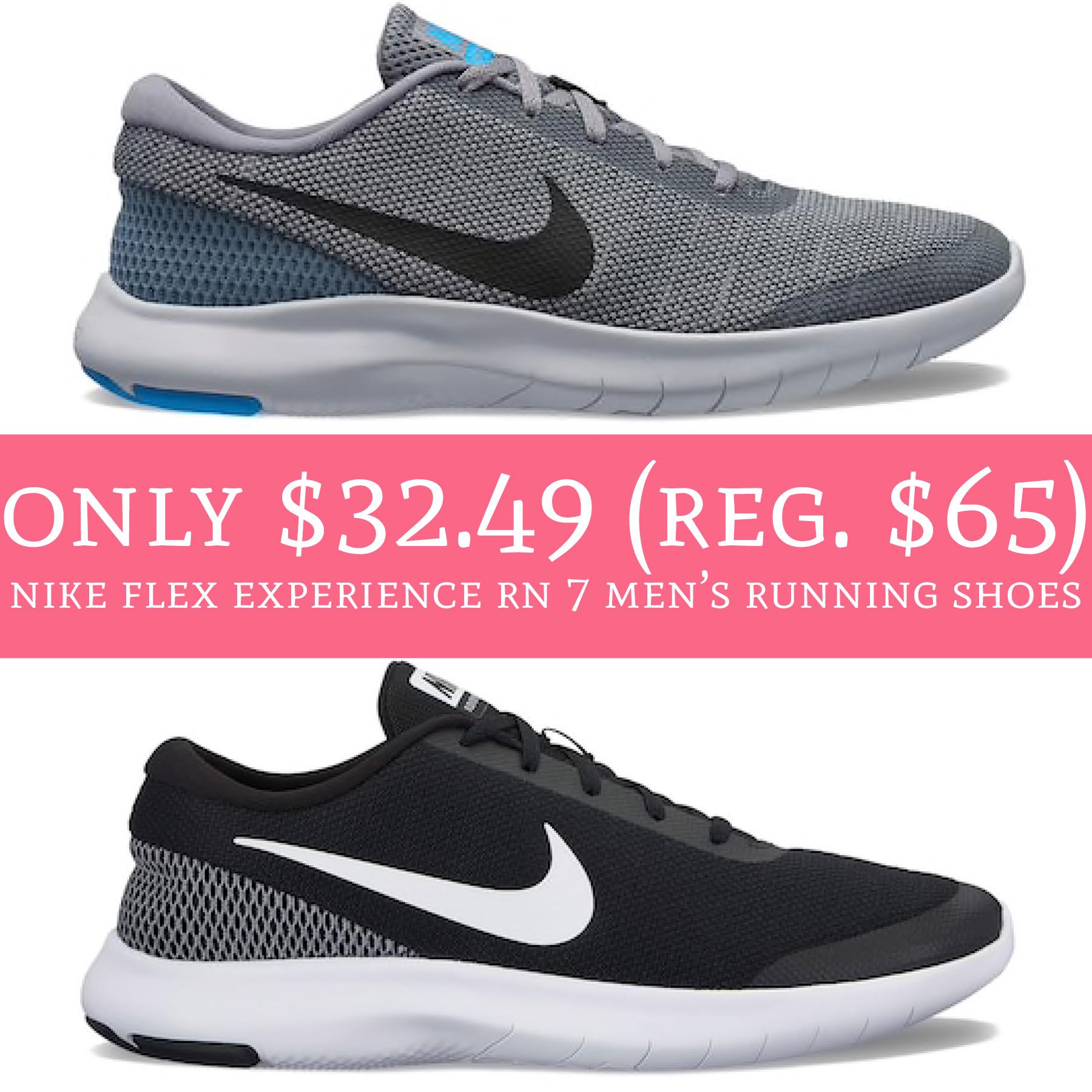 Only $32.49 (Regular $65) Nike Flex