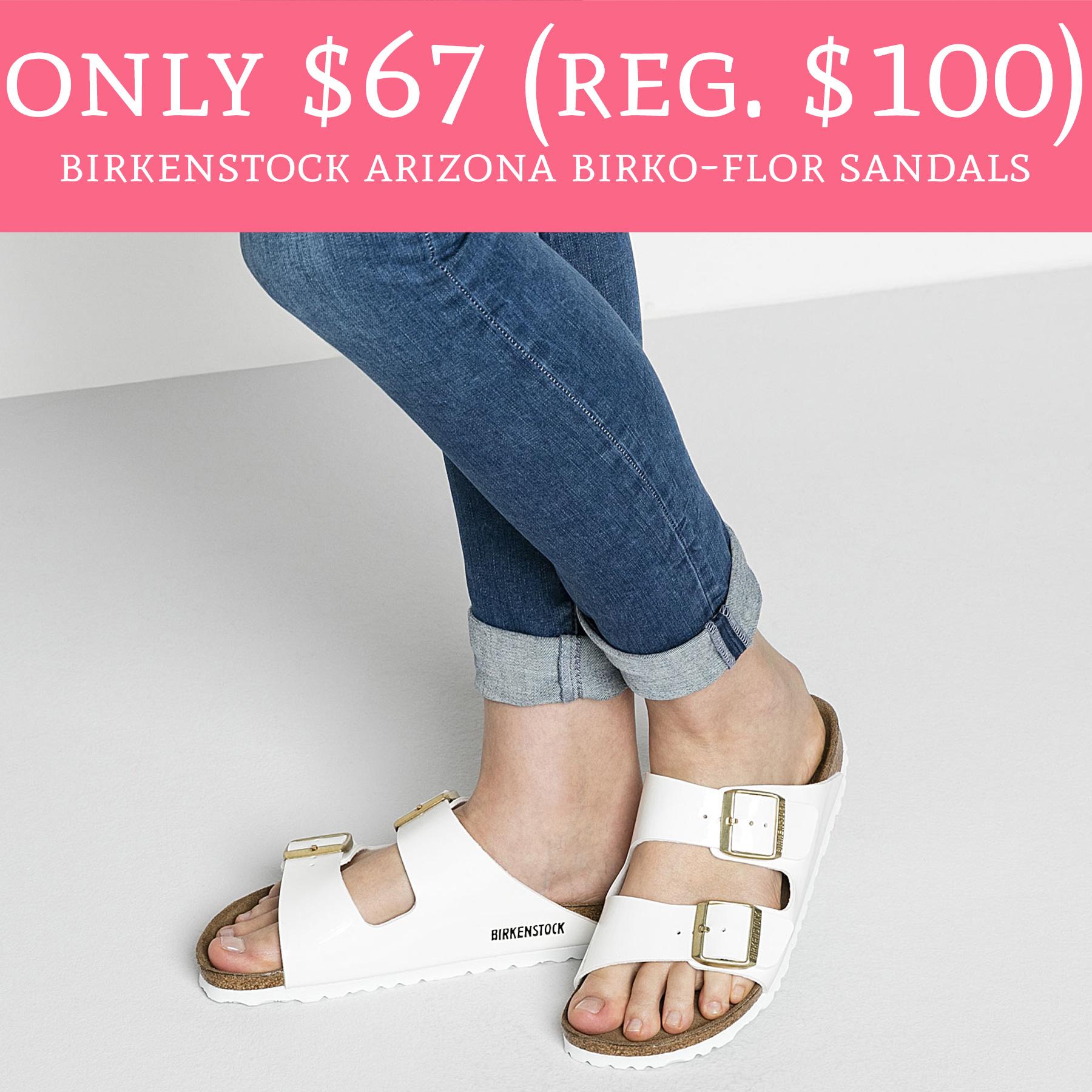 3954124fb677 Only  67 (Regular  100) Birkenstock Arizona Birko-Flor Sandals ...