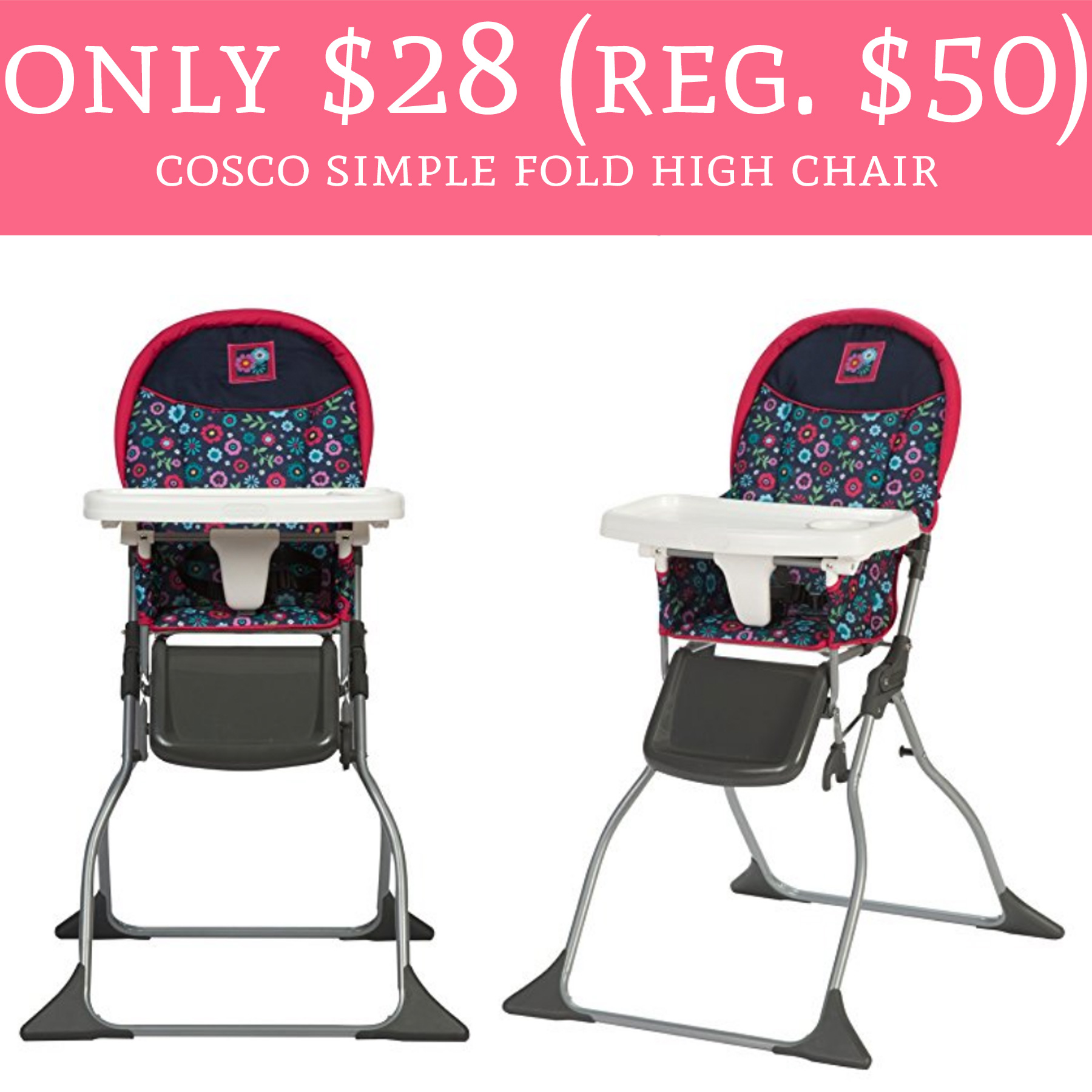 Cosco High Chair Simple Fold Ideas
