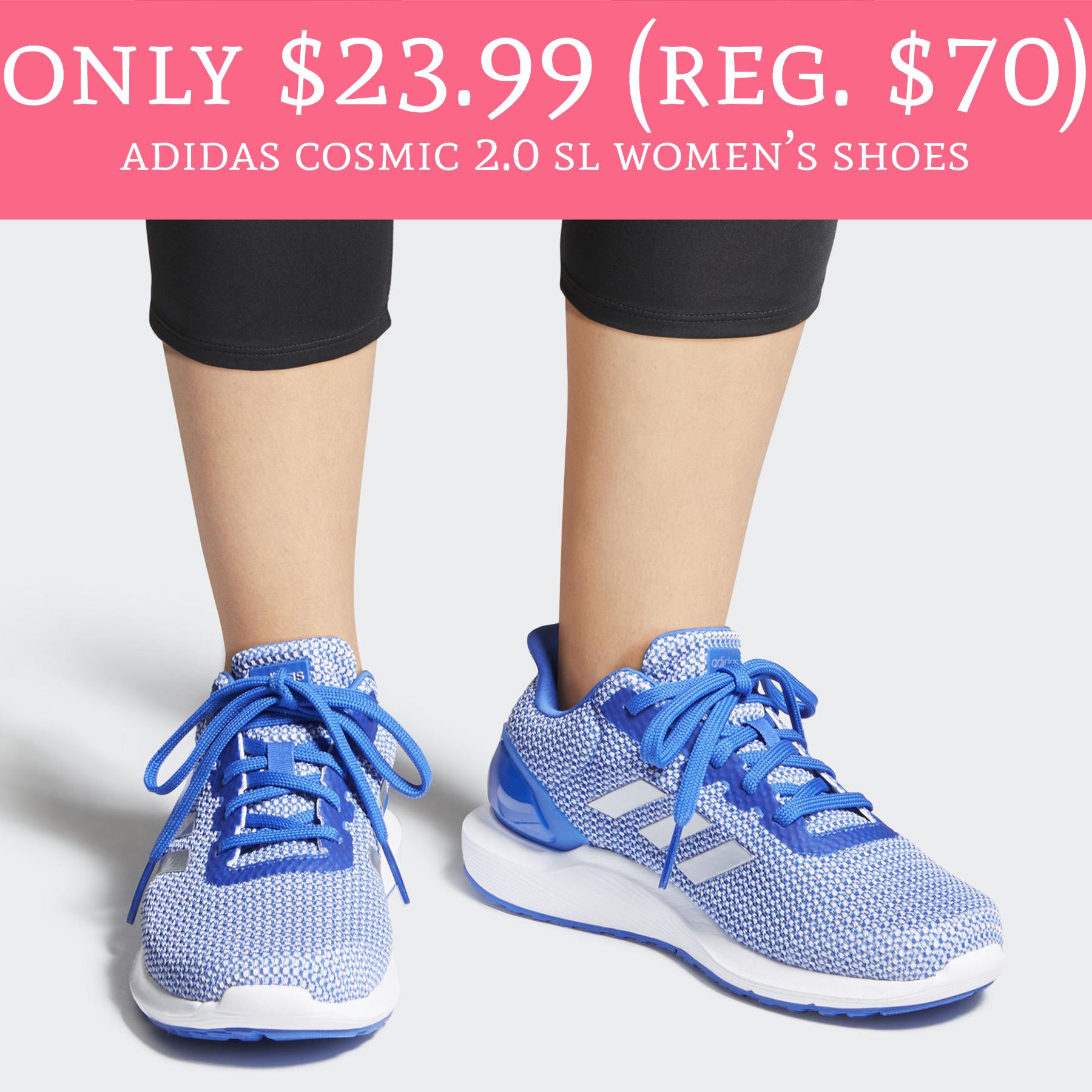 888e7382aab4d3 Only  23.99 (Regular  70) Adidas Cosmic 2.0 SL Women s Shoes - Deal ...