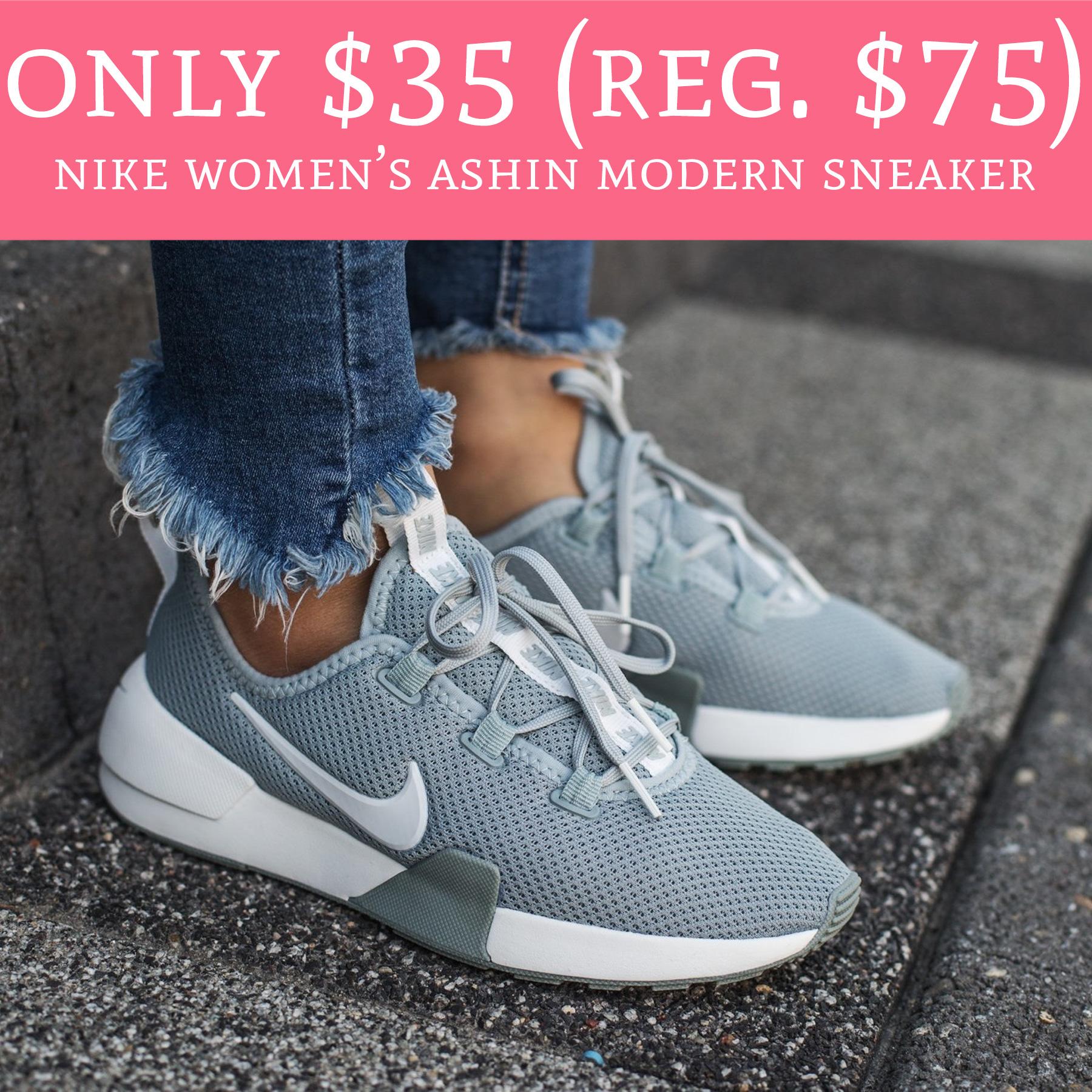 nike ashin modern price