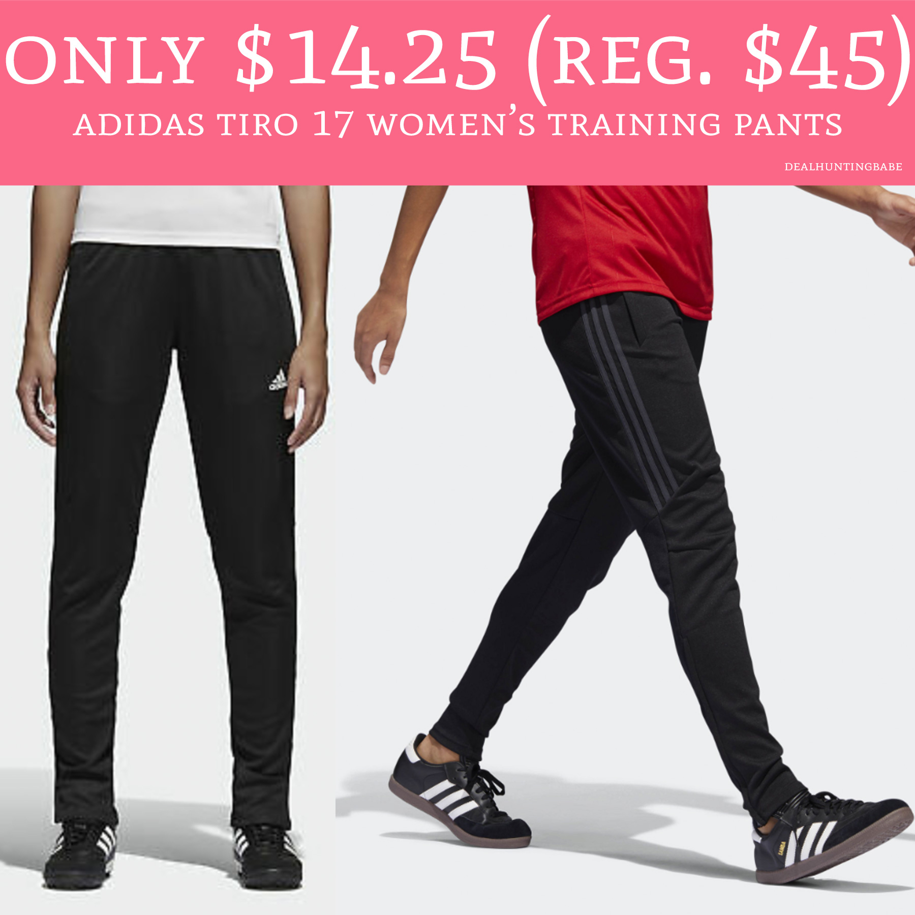 af2f11dded These will sell out fast! Hurry to ebay.com where you can order the Adidas  Tiro 17 Women's Training Pants ...