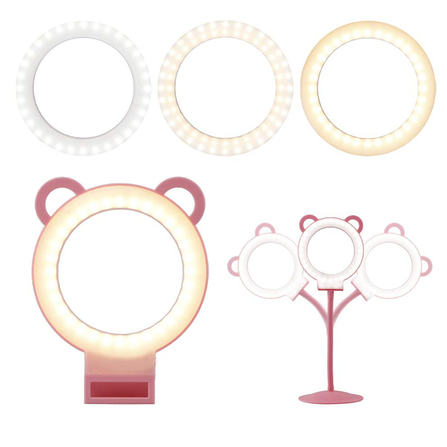 60 Off Mini Led Ring Light Kit Deal Hunting Babe