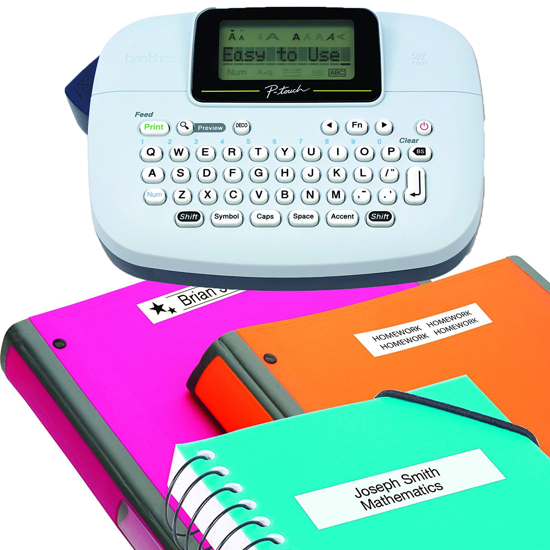 60 Off Brother P Touch Label Maker Deal Hunting Babe