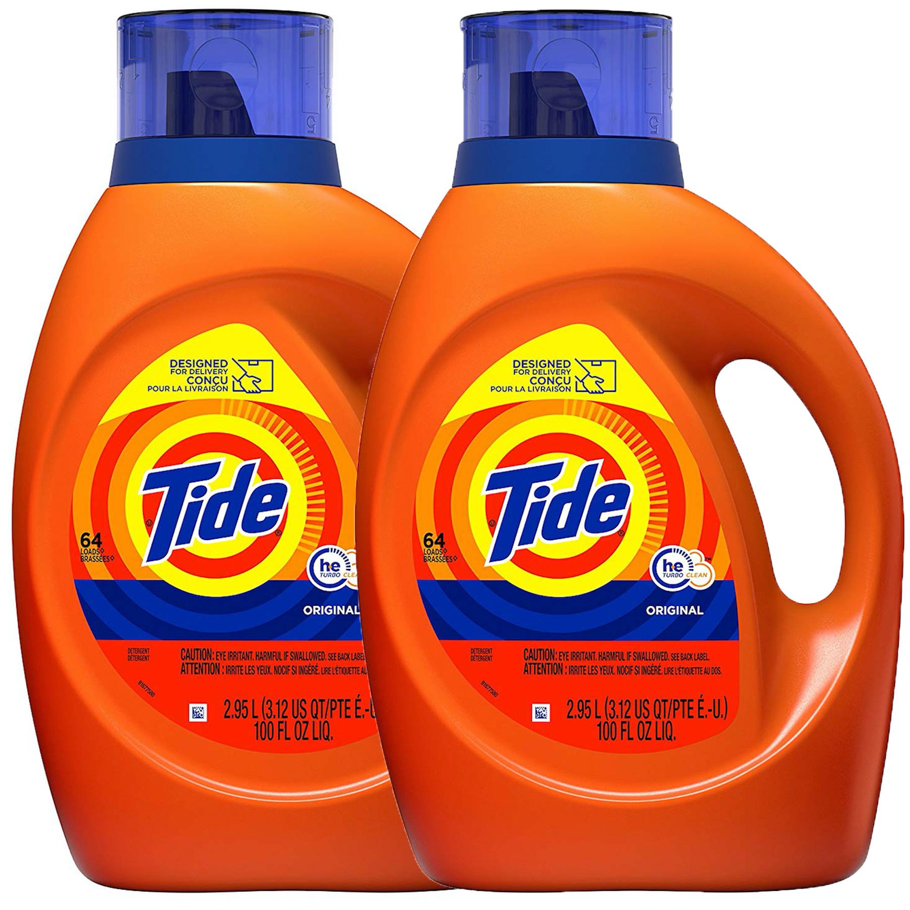 46 Off Tide Laundry Detergent Deal