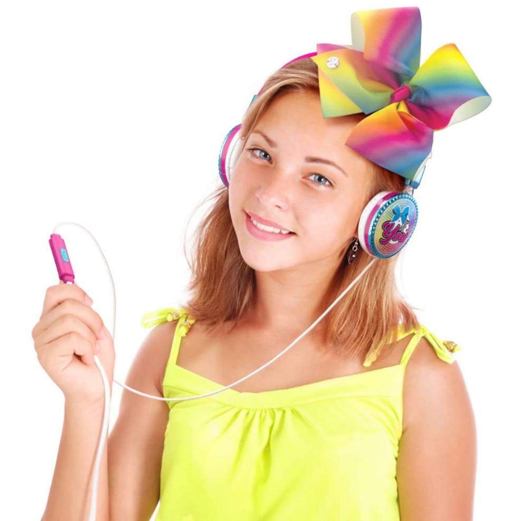 47 Off Jojo Siwa Bow Fashion Headphones Deal Hunting Babe