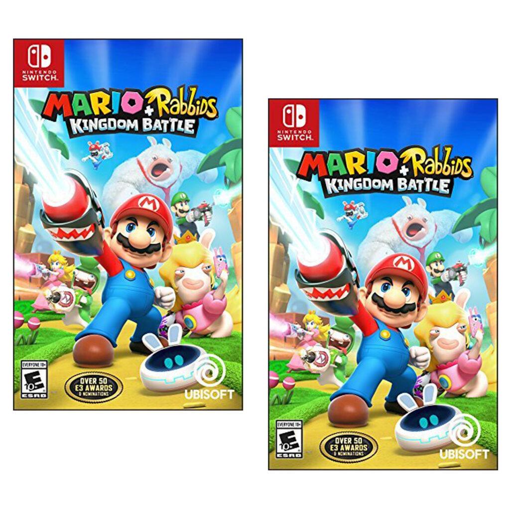 67 Off Mario Rabbids Kingdom Battle Nintendo Switch Deal Hunting Babe